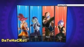 Dragon Ball Xenoverse Jaco Gameplay English Version