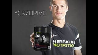 "Cristiano Ronaldo e Herbalife24 - CR7Drive ""DIRIJA O SEU DESTINO"""