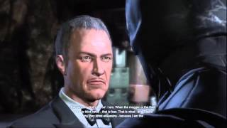 Batman: Arkham Origins - Breaking Bad Reference