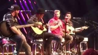 Life is a Highway - Rascal Flatts - acoustic
