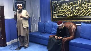 Murshid Hashim Al-Gaylani Mefil e zikar in presence of Sayyid Mohammed Al-Gaylani on 23/02/19