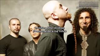 System Of A Down-Deer Dance (Subtitulado en Español + Lyrics)
