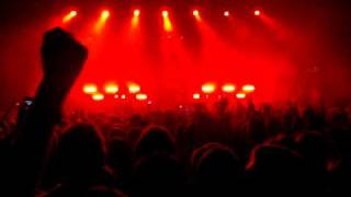 The Prodigy - Invaders Must Die + Pain  (Live in St. Petersburg 11-10-2009)