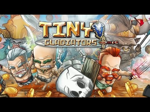 Tiny Gladiators Review (Prezentare joc pe Nubia Z11 Mini/ Joc Android)