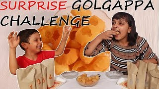 GOLGAPPA CHALLENGE || #Kids #Bloopers || Aayu and Pihu Show
