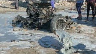 Iraque: Três atentados na região de Bagdade