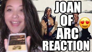 Joan Of Arc - Little Mix - Reaction