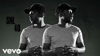 Kendrick Lamar - i (Live on SNL) width=