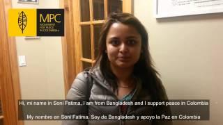 Fatima from Bangladesh