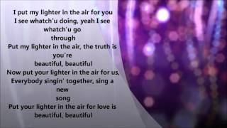 Mali Music - Beautiful (Lyrics)