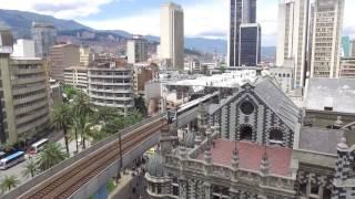 Plaza Botero (Medellin Travel Support Colombia) Drone Video Paulo Escobar