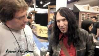 Favorite Guitar Riffs Of All Time W.A.S.P Guitarist Doug Blair Interview NAMM - WASP Live