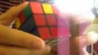 Rubik kocka kirakása