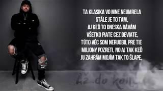 KALI - AŽ DO KONCA (TEXT)