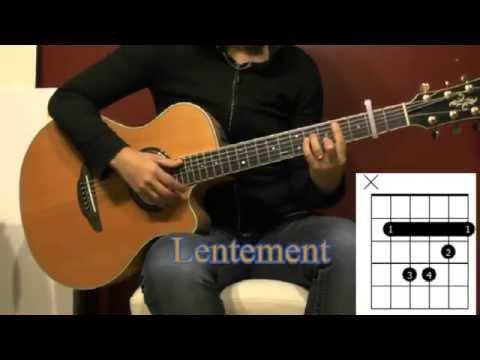 Comment jouer Come de Jain à la guitare (version 2)