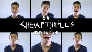 Sia - CHEAP THRILLS (Acapella Cover) | INDY DANG