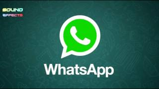 Whatsapp Message Sound Effect #85