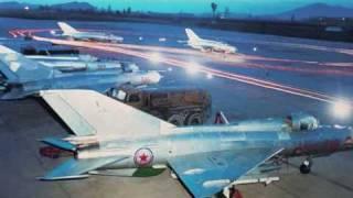 MiG jets heros & enemies over Korea sky 韓空戰鷹