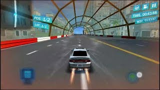 Impossible High Speed Racing game. Enemy you don't stop me.Street Racing 3D Game