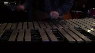 Smalls jazz bar New York vibraphone 1