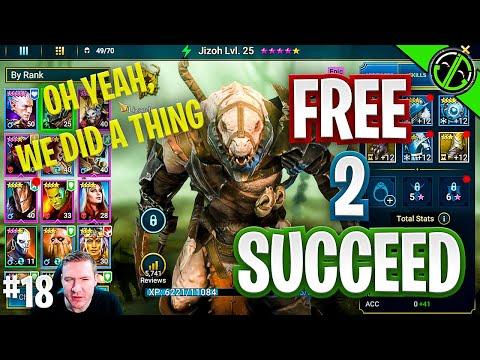 So... We Did Somethin | Free 2 Succeed - EPISODE 18 | Raid