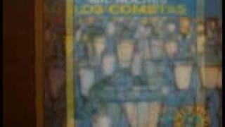 Los Cometas- Mil Noches