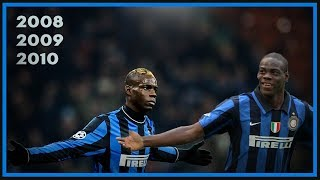 Mario Balotelli Adolescente - Inter 2008, 2009 & 2010