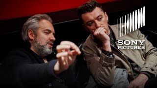 SPECTRE - The Music (Video Blog #7 ft. Sam Smith)