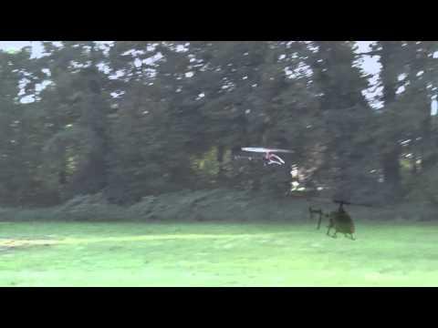 Walkera V120D02 6-Kanal Minihelikopter