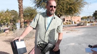 Brother picks up remains of Stephen Paddock from Las Vegas coroner