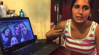 Sofia Sarmiento repasa el viaje