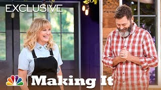Making It - Episode 1 Outtakes (Digital Exclusive)