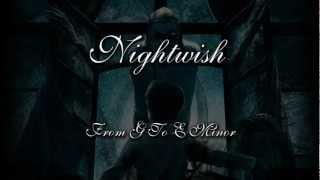 Nightwish - From G To E Minor