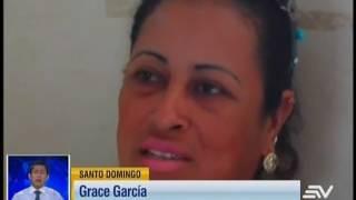 Mujer que dio a luz en el bus comparte su testimonio