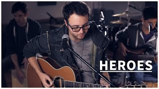 Alesso - Heroes (We Could Be) ft. Tove Lo (Official Music Video Acoustic Cover by Jake Coco)