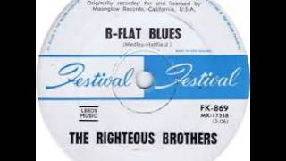 Righteous Brothers - b-flat blues - 1960