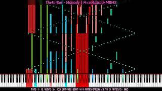 [Black MIDI] TheFatRat - Monody | MusiMasta & MBMS | 317K Notes