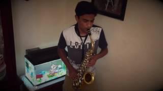 Princess Mononoke Alto Saxophone Cover