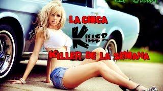 La chica Killer de la semana: Malena Morgan