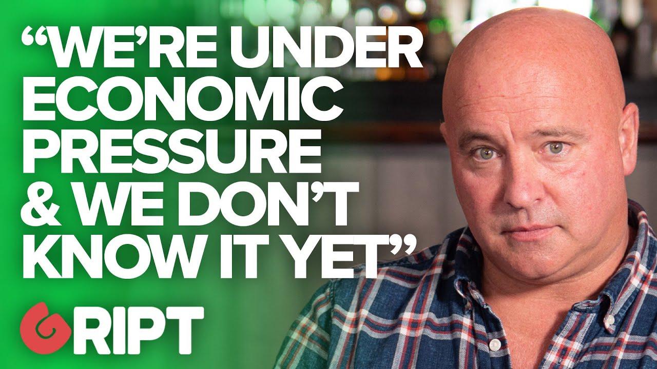 Paul Treyvaud Discusses Lockdown Labour Shortage in Irish Restaurant Sector