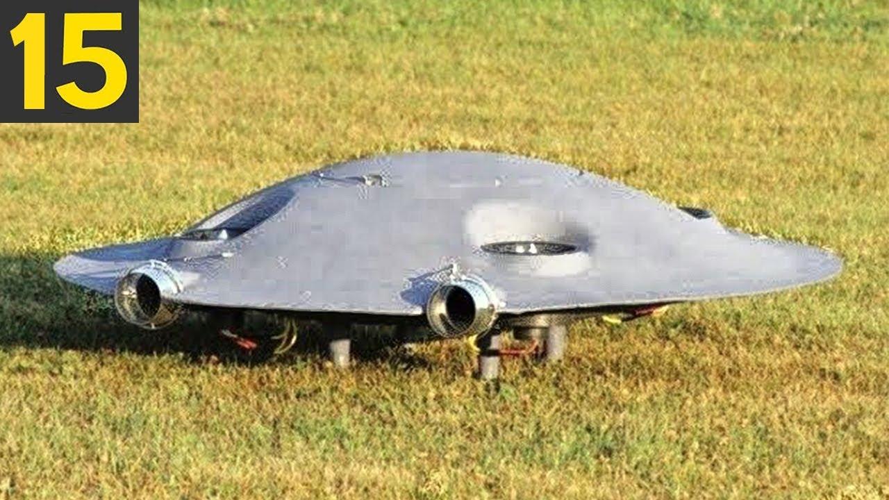 15 Amazing New Drones