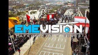 Desfile 2017 VMT - VILLA MARìA DEL TRIUNFO desde un Drone / FULL HD