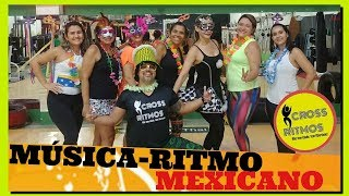 MÚSICA-RITMO MEXICANO | Aprender a Dançar | CROSS RITMOS