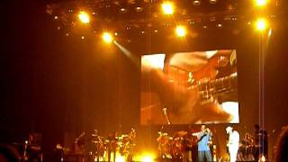 """Carlos Santana Guitar Heaven 2011 """"OYE COMO VA"""" live in Kiev"""