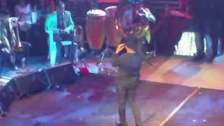 Espinoza paz - Te la pasas - palenque tijuana 2013