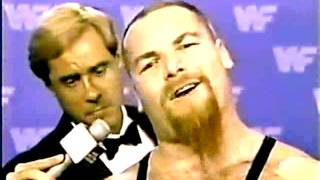 """Best Promos- Jim Neidhart """"The Time Has Come"""""""