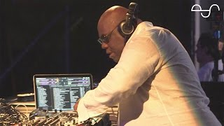 Carl Cox playing 'Uncle Carl' live at very last Space Ibiza party