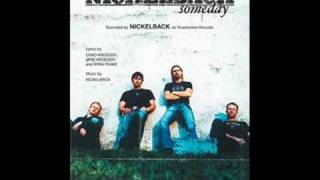 Nickelback - Someday With Lyrics