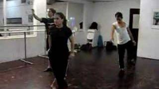 Coreografia Yanira Felix No more I love yous Annie Lennox