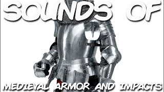 SOUND FX - Medieval Armor and Impacts [FREE]
